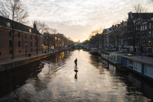 efoil les Amsterdam